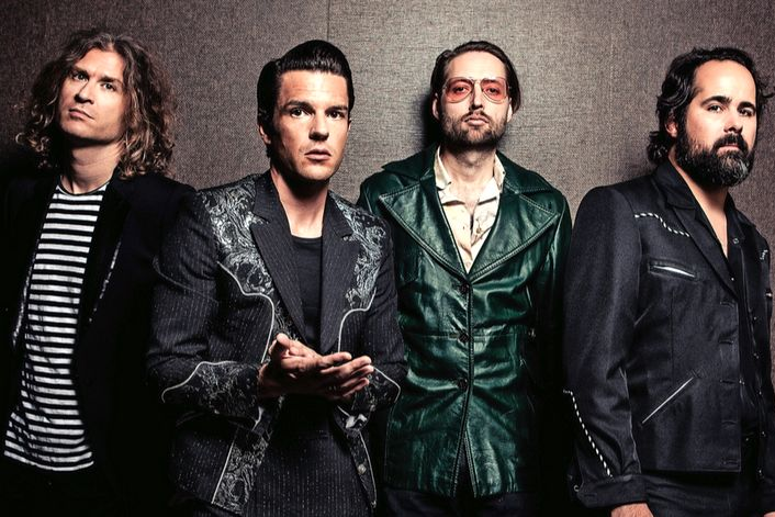 The Killers - страница на официальном сайте агента