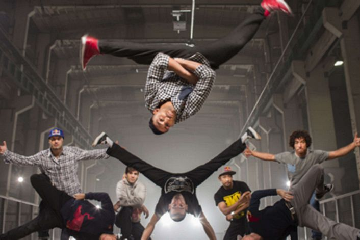 Flying Steps - заказать концерт в BnMusic